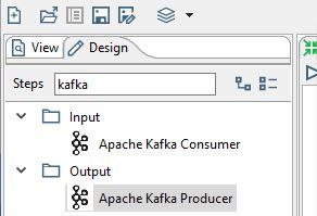 Kafka Pentaho Data Integration ETL Implementation